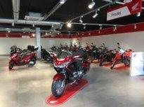 Motopark Ostrava –nově otevřený autorizovaný prodejce Hondyna Moravě!