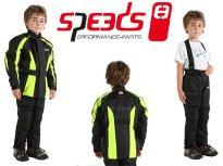 SPEEDS dětské oblečení pro motorkářský dorost!
