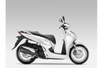 Honda SH300i, modelový rok 2016