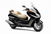 Yamaha Majesty 2012