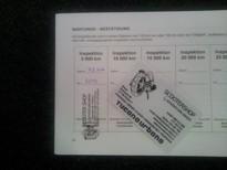 kymco k-xct 300 na garanční prohlídce