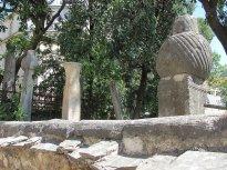 38 Nišani jsou v Mostaru k vidění na mnoha místech.