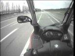Crash test BMW C1