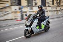 BMW C evolution ujede na jedno nabití až 160 km