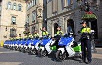 BMW C Evolution v řadách POLICIE