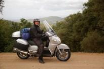 Moto Cesta 2012, na skok do Španělska....