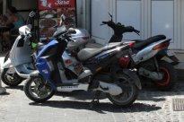 Vzpomínka na léto - o skútrech v Černé Hoře