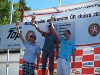 Scooter Cup 2011 - Písek, 11.7.