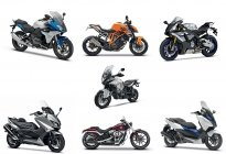 Vyhlášení výsledků ankety Motocykl roku 2015