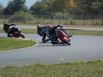 Mezinárodní přebor České republiky skútrů, MiniGP a Mini Moto 5. závod, Cheb, 18. - 19.8. 2012