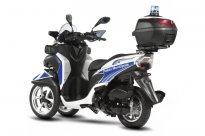 Yamaha Tricity u Policie?