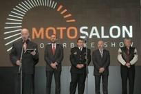 Zahájení Motosalon