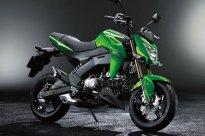 Kawasaki Z125 - motorka s automatem