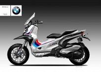 Oberdan Bezzi a jeho BMW C400GS