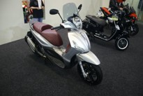 motosalon 2014 - piaggio group