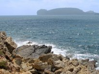 3 Nehostinné západní pobřeží Sardinie