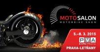 MOTOSALON ve třech halách a s anketou o nejlepší motorky Motocykl roku
