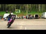 Runner 180cc 2T stunt