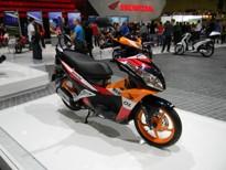intermot 2012 - honda nsc50r