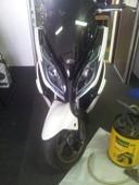 maxi test kymco k-xct 300