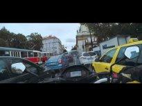 Motorka a městský provoz - BESIP