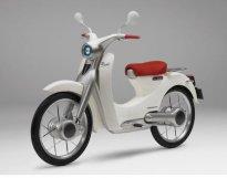 Honda EV-Cub a Super Cub Concept