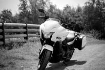 Honda CTX 700 - dospělá motorka s automatem