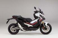 Nový model Honda X-ADV vstupuje do světa umění