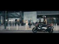 Nová Yamaha X-MAX 300 pro rok 2017