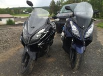 Kymco Downtown 350i vs Kymco Downtown 300i