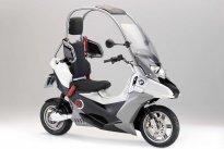BMW C1E Concept