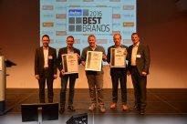 Speeds zvítězil v prestižní anketě Best Brands 2016