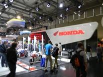 intermot 2012 - honda