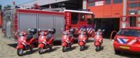 hasiči a skútry?