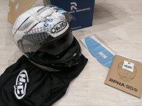 Helma RPHA 90S Bekavo MC1 - bezpečnost především