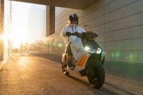 BMW představilo nový koncept elektroskútru
