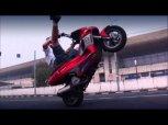 Scooter stunt 2010