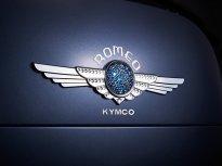 """Kymco Romeo 125 - """"klenot na 2 kolech"""""""