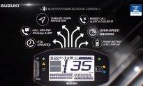 Suzuki vybavilo své modely Access 125 a Burgman technologií Bluetooth