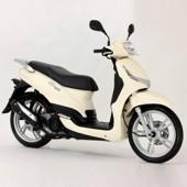 Peugeot Tweet - krémová/chrom (125 ccm)