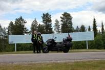 Švédsko a Norsko na skútru aneb 6 369 km v sedle