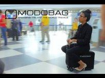 Modobag - pojízdný elektro kufr pro snadnou přepravu nejen na letištích ...