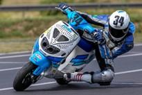 Mezinárodní přebor MiniGP, Mini moto, Skútr – Cheb 17. - 18. 8. 2013
