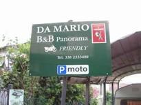 V Panzanu u Maria jsou motorkáři vítáni!