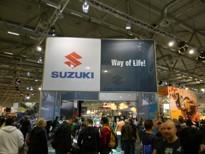 intermot 2012 - suzuki