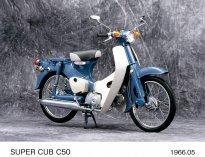 Společnost Honda slaví milník 100 milionů vyrobených kusů motocyklů řady Super Cub