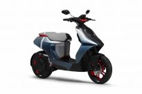 Yamaha concept E02