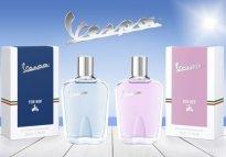 Vyhrajte dárkovou sadu parfému Vespa